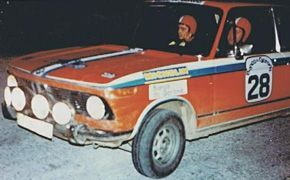 BMW 2002 tii (Grupo 1)