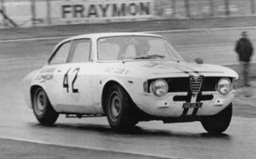 Alfa Romeo Giulia Srpint A GTA