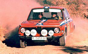 BMW 2002 ti (Grupo 2 y 5)