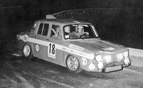 Renault 8 Gordini-Prego