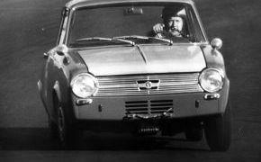 Carrera inaugural del Circuito del Jarama. 20 de Julio de 1967