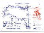 Itinerario Común VII RACE 1959