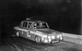 Rallye de la Coruña. 1970