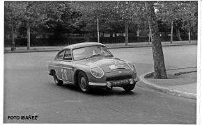 VI Rallye Race del 7 al 10 de mayo de 1959.