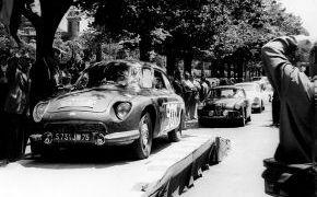 IV Rallye de Cataluña 1960. Primero de su clase