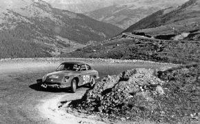 IV Rallye de Cataluña. 1960
