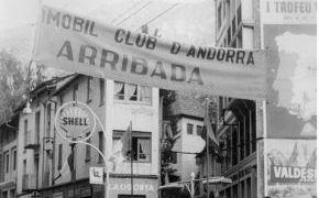 III Rallye de Cataluña 1959. Segundo de su categoría