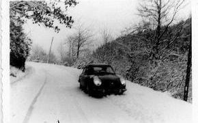 Rallye de Montecarlo. 1959