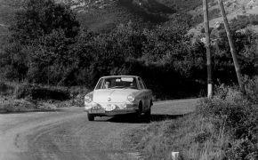 II Rallye dos Cataluñas. Vencedores. 1961
