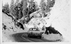 Rallye de Montecarlo. 1962