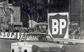 Rallye de Montecarlo. Circuito de Monaco. 1962