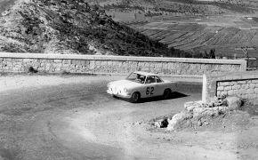 Rallye de Alicante. 1962
