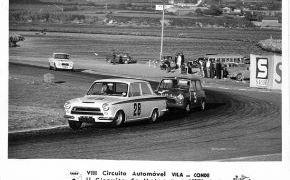 VIII Circuito Automobil Vila do Conde. 1963. Mejor español en GT.