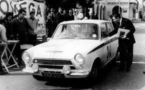 IV Rallye dos Cataluñas. 1963