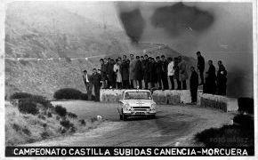 Subidas a la Canencia y Morcuera. 1963. Primero Absoluto