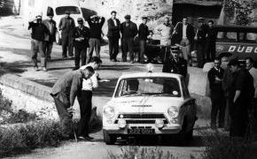 IV Rallye dos Cataluñas. 1963. Lalao y Caprotti vencedores