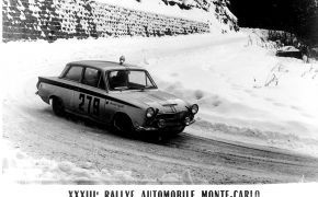 Rallye de Monte-Carlo. 1964. Cuatro noches y tres días rodando por la carretera