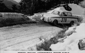 Rallye de Monte-Carlo. 1964