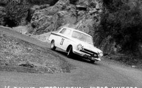 V Rallye Vasco-Navarro.1964. Marzo.