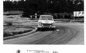 XI Rallye Internacional Automobil Clud de Portugal. 1964. Lalao y Sanjurjo