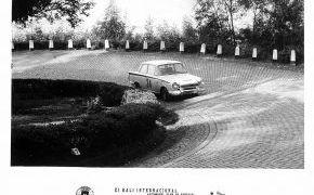 XI Rallye Internacional Automobil Clud de Portugal. 1964