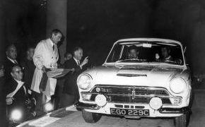 Rallye dos Cataluñas. 1965