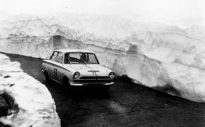 XIV RACE. 1966. Alto de la Morcuera