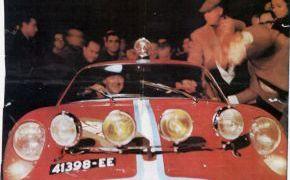 Montecarlo edición de 1965. Salieron 237 participantes y alcanzaron la meta 22