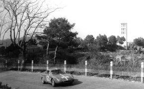 Rallye RACE, puntuable para el Campeonato de Europa. Del 1 al 4 de abril de 1965