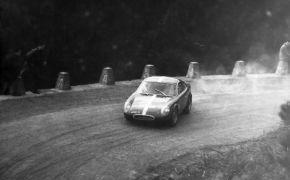 Rallye RACE. Segundo en la general, vencedor con handicap.