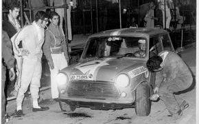 Sanjurjo, Pavón, Chicho Seara y Lalao. 3 Horas Barcelona (1969)