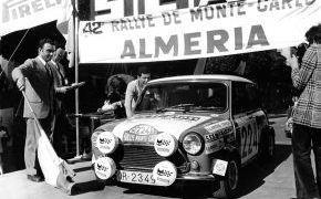 Montecarlo. Enero de 1973. Salida desde Almería.