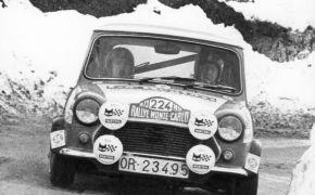 Rallye de Montecarlo. 1973