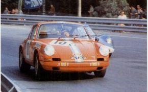 12 Horas de Barcelona. En esta ocasión correría con Pavón, obteniendo la octava plaza en la clasificación general  y primero en su categoría.