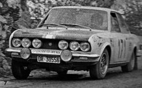 Rallye de Montecarlo. Partieron desde Lisboa, aunque la práctica totalidad de los participantes españoles lo hicierón desde Almería.