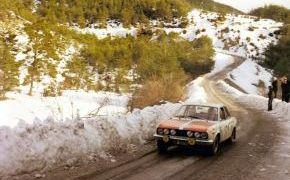 Rallye de Montecarlo. Para Lalao este abandono fue, como el mismo reconoció, una de las mayores decepciones de su carrera.