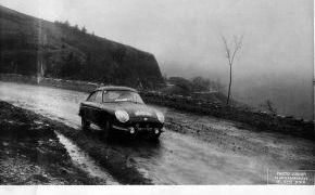 Rallye de Montecarlo 1959.