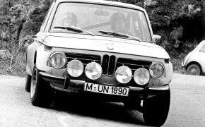 Rallye Firestone 1974. Cuarta posición