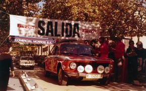 Rallye Montseny-Guillerias 1974.