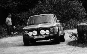 Rallye 2000 Virages 1974. Cuarta posición