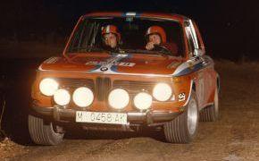 Rallye Race 1974. Tercer clasificado