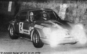 Rallye Luis de Baviera.