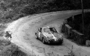 Rallye a las Rías Bajas 1970.