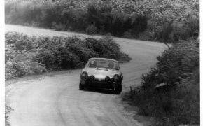 Rallye a las Rias Bajas 1970.