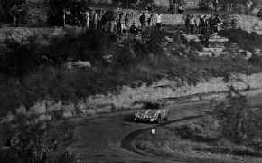 Rallye 2000 Virages 1970.