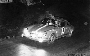 Rallye Costa Brava 1971.