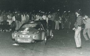 Rallye Rias Bajas 1971.