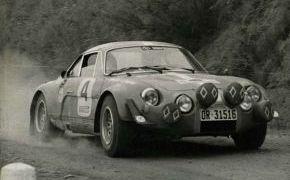 Rallye Internacional del Sherry 1972