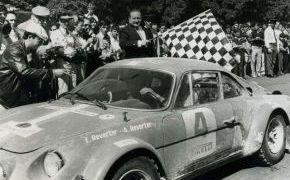 Rallye Del Sherry 1972