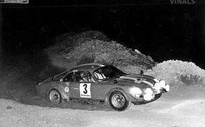 Rallye Del Sherry 1971